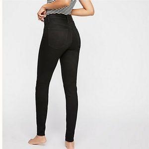 Levi's Premium Mile High Rise Super Skinny  jeans